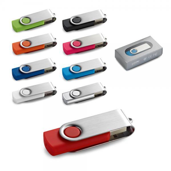CLAUDIUS 8GB. USB флашка, 8GB