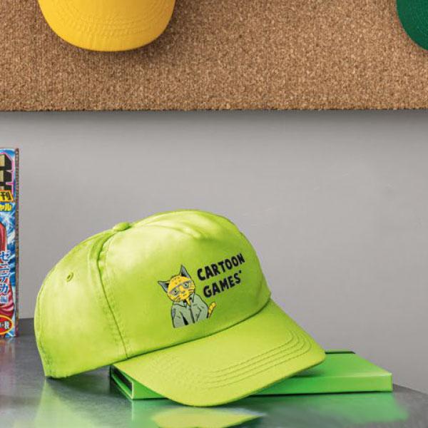 рекламни шапки